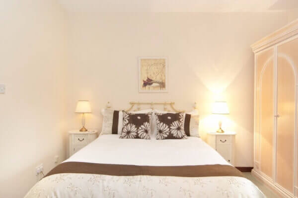 Double Non En-suite Room